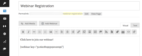 GoToWebinar integration 4