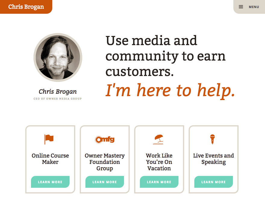 ChrisBrogan.com