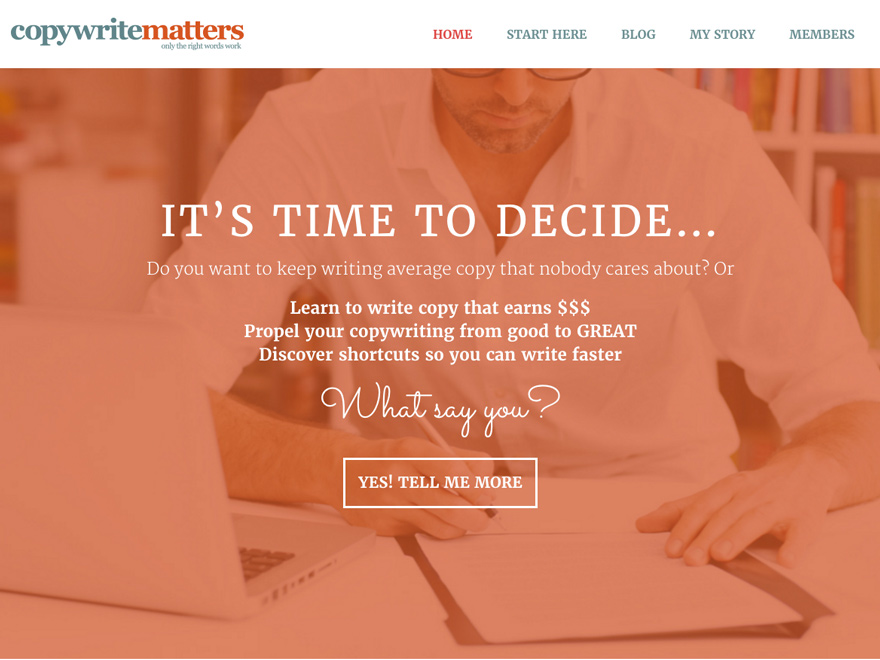 CopywriteMatters.com