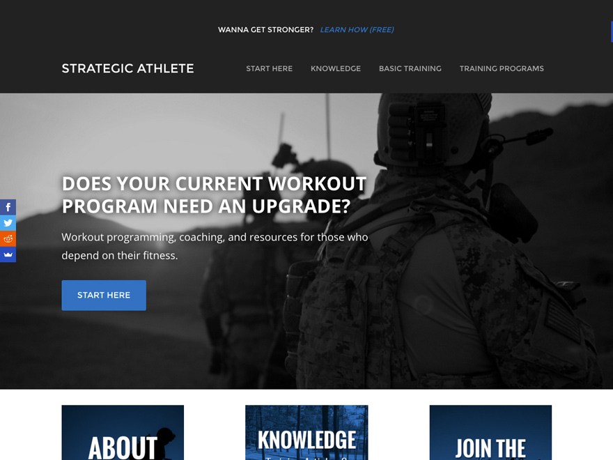 StrategicAthlete.com